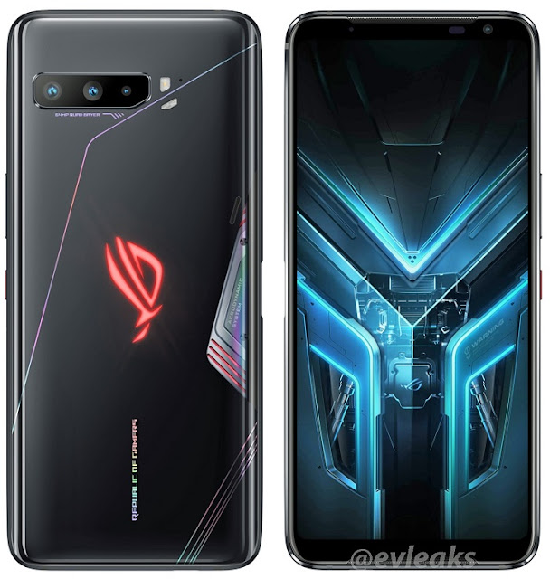 Asus ROG Phone 3-The Smartphone Gaming Beast