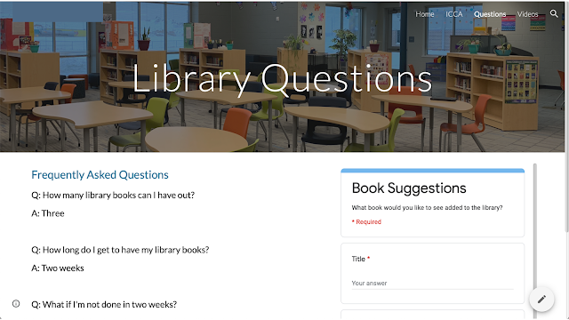Library Questions - Frequently Asked Questions - Book Suggestions