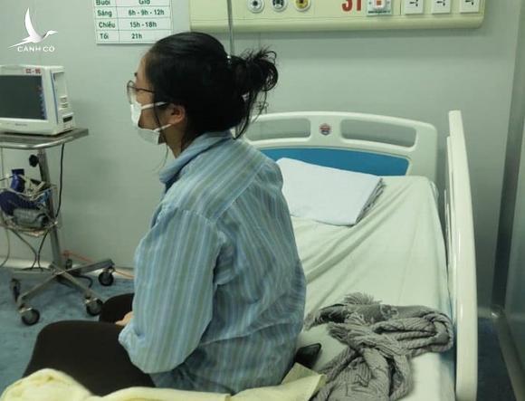 Ca bệnh số 17 N.H.N nhiễm Covid-19 đang có chuyển biến hiện nặng hơn