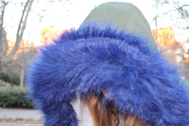 OOTW: Faux Blue Fur