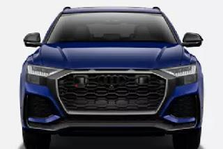 Audi RS Q8 Front