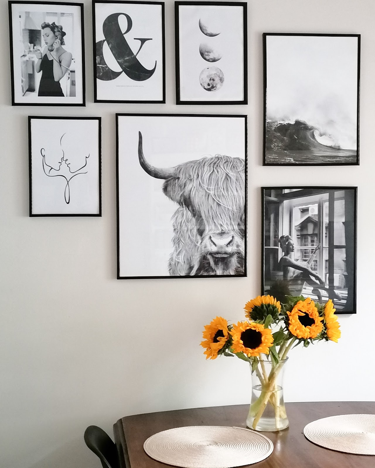 My tips for creating a gallery wall