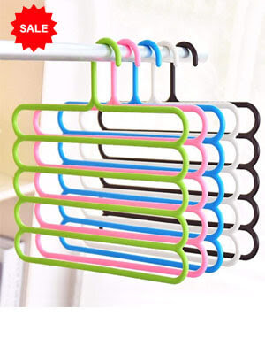 Top 5 Best Hanger Design to organize clothes
