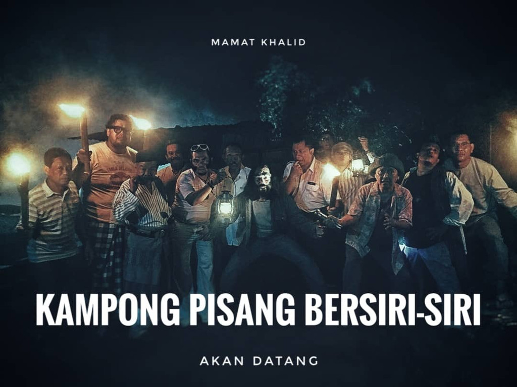 Kampung Pisang Bersiri-Siri