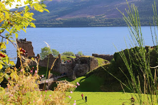 Urquhart Castle  and Fort George