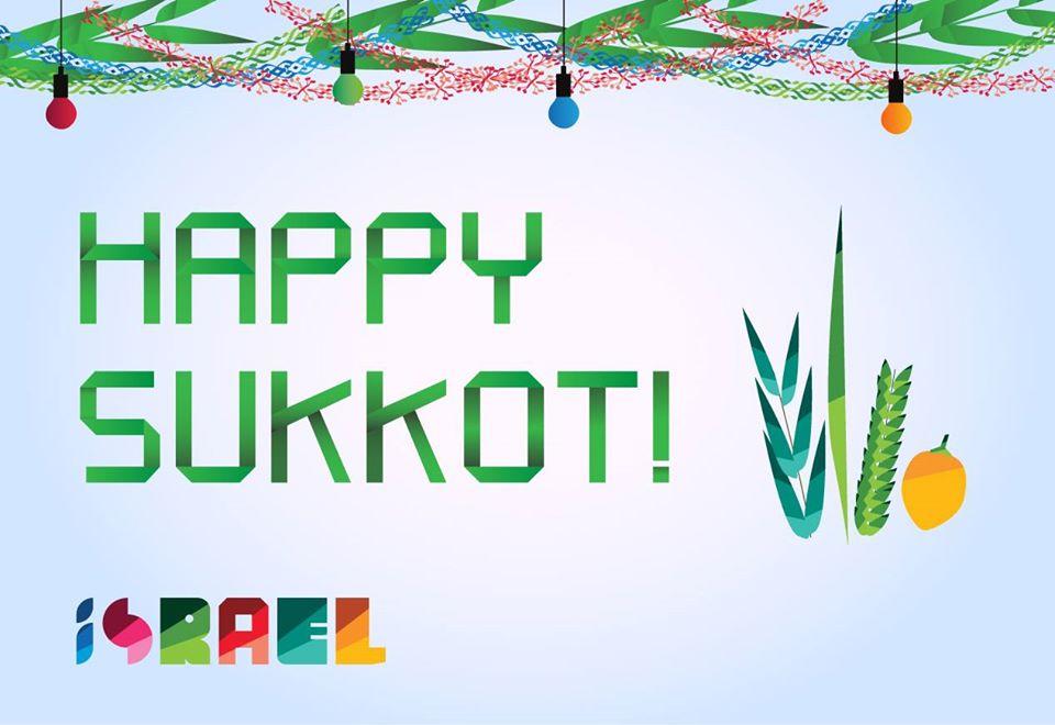 Sukkot Wishes Unique Image