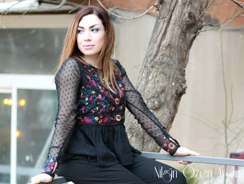 moda blogu-fashion blogger-embroidered blouse