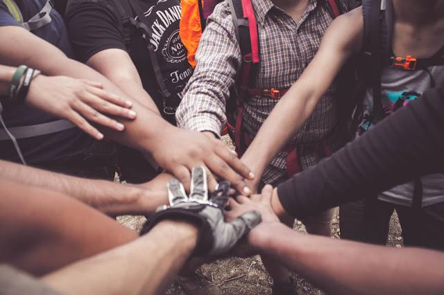 Kekompakan, Komunitas, Pemuda, Milenial, Bergerak, Bersatu