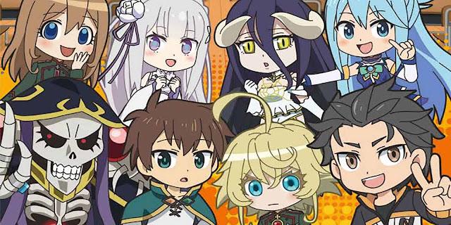 Rekomendasi Anime Isekai Terbaik di Tahun 2020