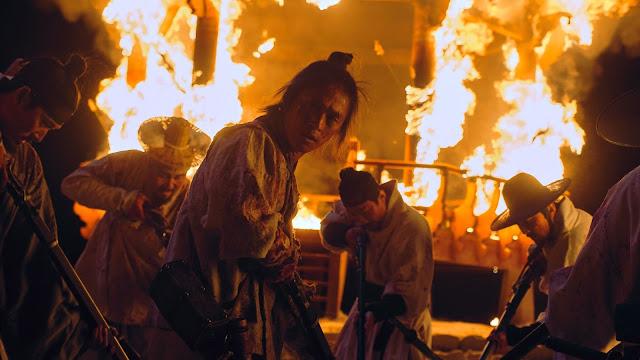 Incêndio atinge gravações de Kingdom: Ashin of the North, da Netflix