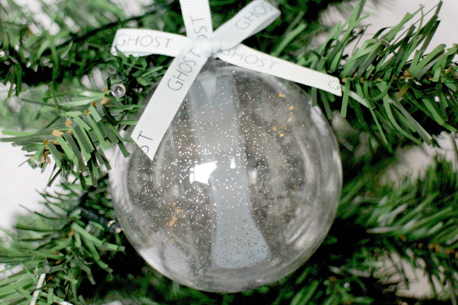 GHOST The Fragrance Bauble