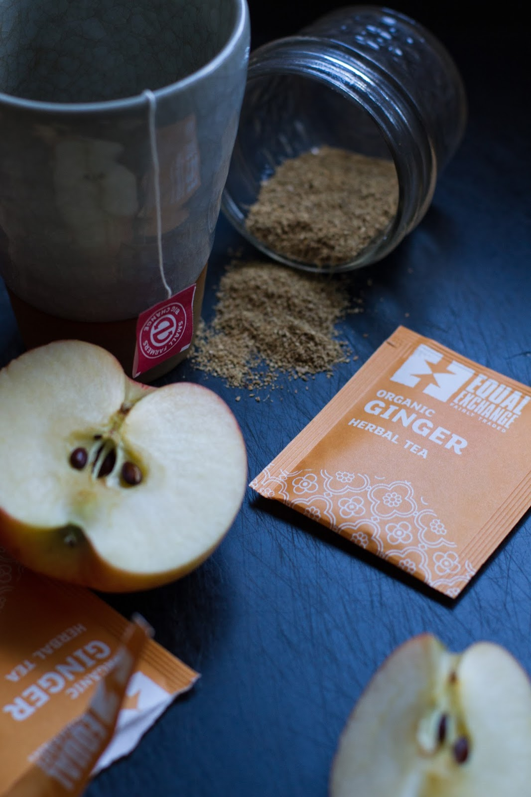 catalogue: 84  fall teas, featuring equal exchange