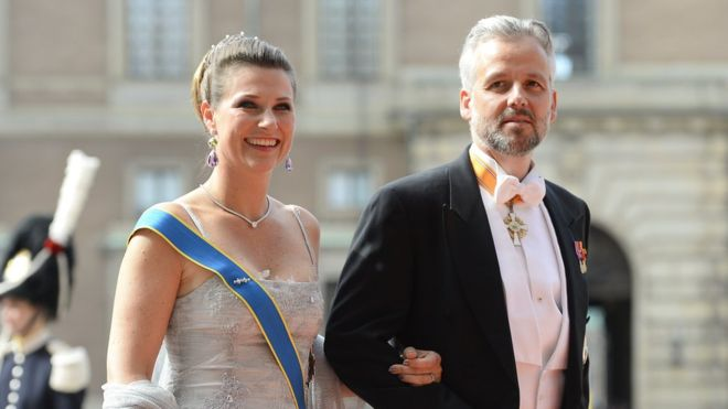 Norwegian Princess Martha Louise's ex-husband takes his own life