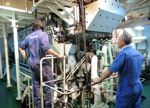 Chief Engineer Job Description  Seaman Job Solution  Marine Jobs