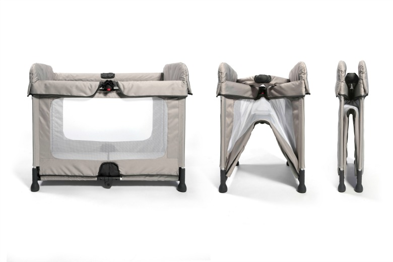 Spacecot Review - A light, easy to use travel cot