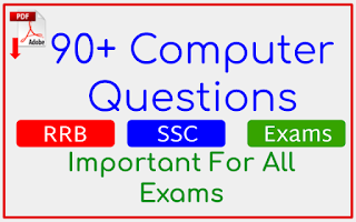 90+ Computer Questions_English
