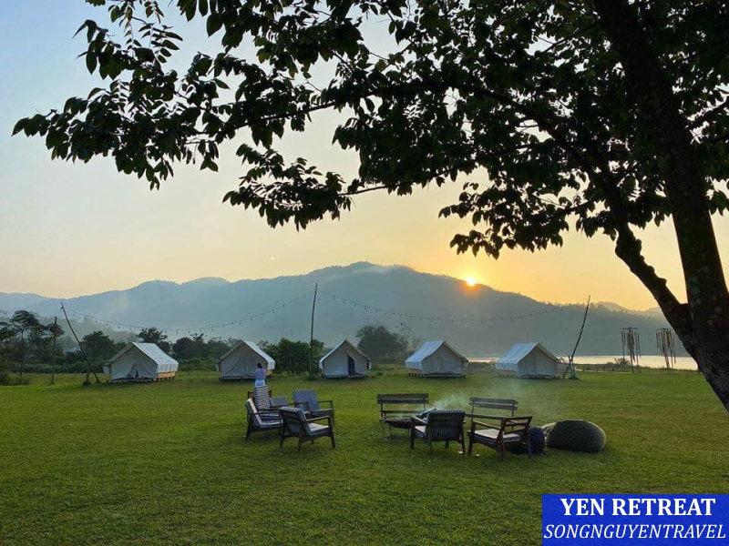 Yên Retreat - Địa điểm cắm trại Đà Nẵng