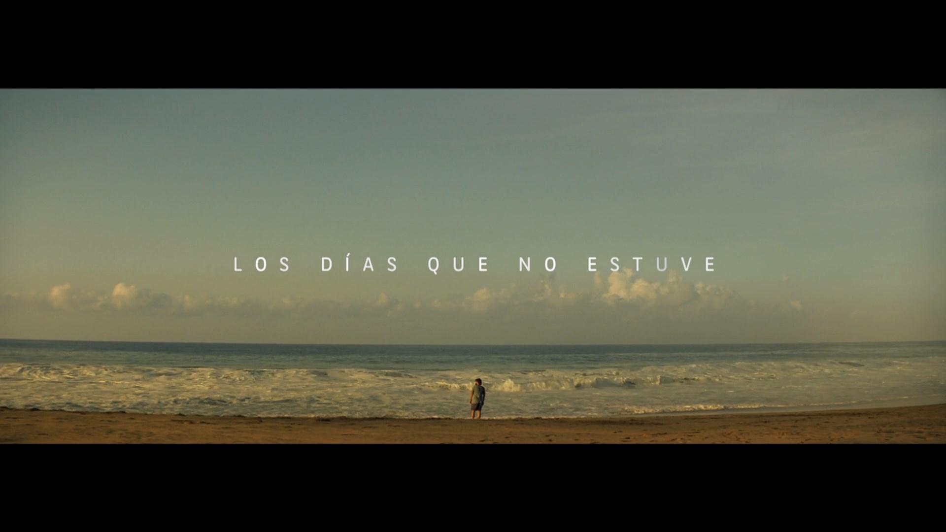 Los días que no estuve (2021) 1080p WEB-DL Latino