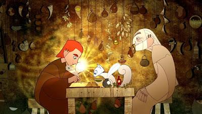 """Ciclo de cine de animación infantil """" Una que no has visto"""""""
