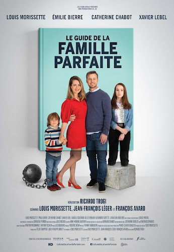 The Guide to the Perfect Family (Web-DL 720p Dual Latino / Frances) (2021)