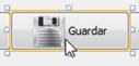 Doble clic en el botón guardar del formulario