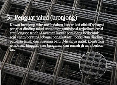 Besi Wiremesh Terbaik Jakarta