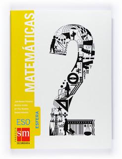 Libro Matemáticas 2º ESO SM Proyecto Esfera