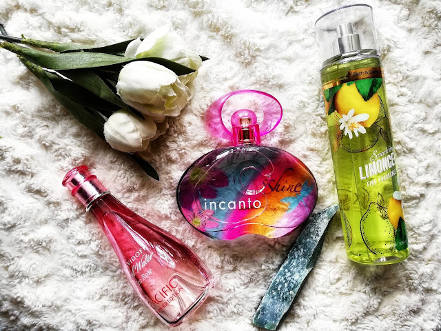Take a shower/bath and wear your favorite perfume.
