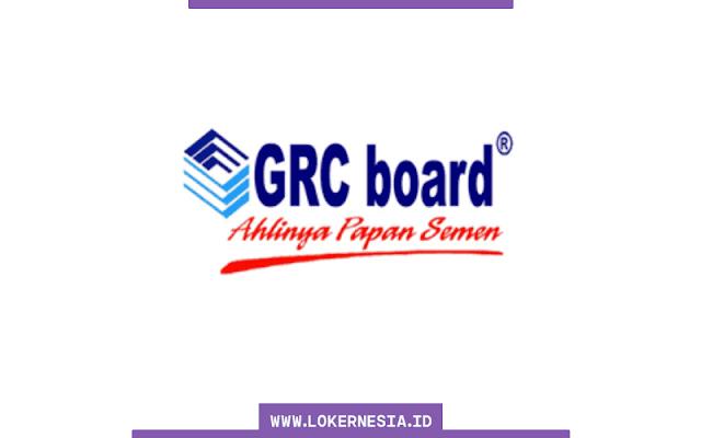 Lowongan Kerja GRC Board Agustus 2021