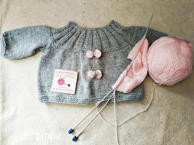 ensemble fille en laine