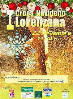 Cross Navideño Lorenzana