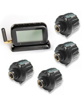 TST 507 Tire Pressure Monitoring System