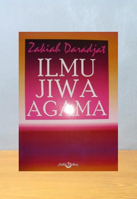 ILMU JIWA AGAMA, Zakiah Daradjat