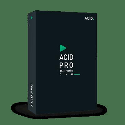MAGIX ACID Pro 10.0.0.14 poster box cover