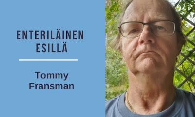 henkilökuva Tommy Fransman