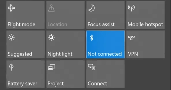 Fixed: Bluetooth driver issue after Windows 10 update