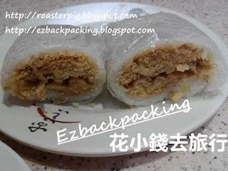 長沙灣豆漿配粢飯