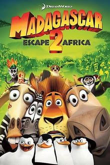 Index of Madagascar Escape 2 Africa  (2008) full movie in 480p  and 720p Download in mkv format