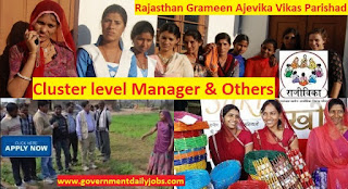 RGAVP Recruitment 2017 Apply 109 Coordinator Manager Posts