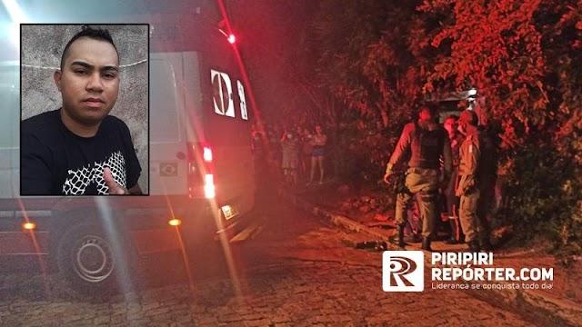 Homem é executado com vários tiros em cidade do Piauí