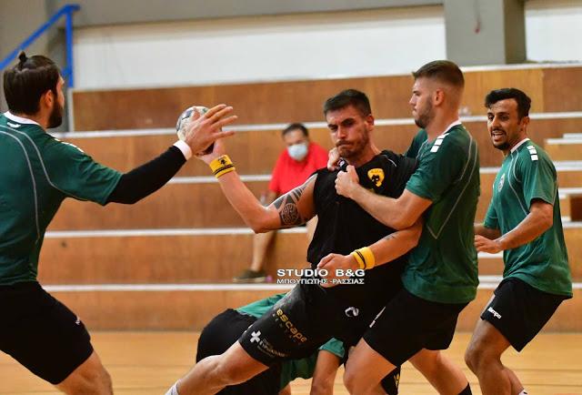 Με την ΑΕΚ ο Διομήδης για την 3η αγωνιστική της Handball Premier