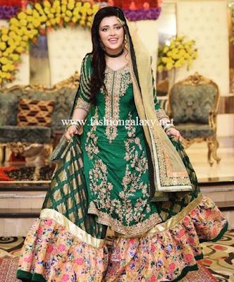 Pakistani gharara