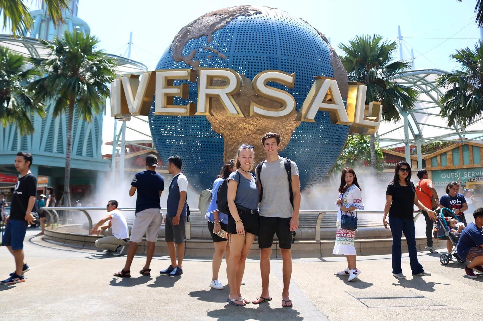 Universal Studios, Singapore