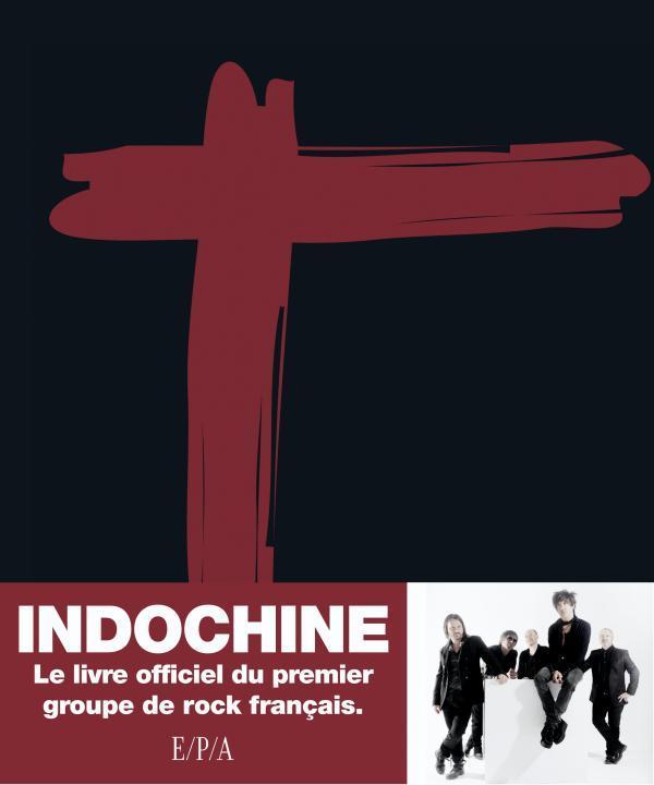Jean-Eric Perrin: Indochine, Le livre