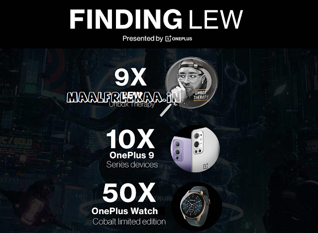 Get Free OnePlus 9 Series Smartphone And Smartwatchs