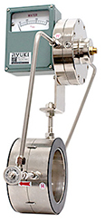 Ryuki ODM-LP200G Orifice Flow Meter for Low Pressure Gas
