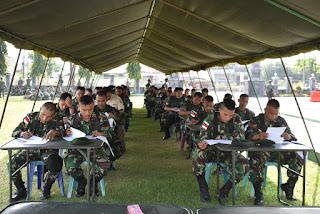 Ratusan Personil Korem 042Gapu Jambi Mengikuti Program PKBB.