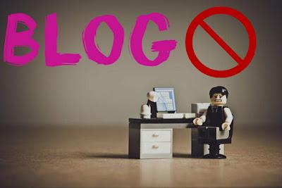 Kesalahan yang sering dilakukan oleh Pemula Blogger