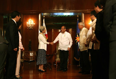 Philippines, China strengthen friendship