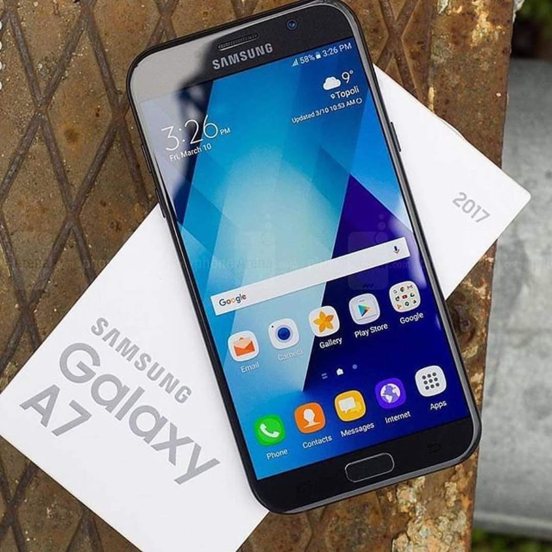Cara Flash Samsung A7 ( A700F, A710FD, A720F, A720S) Via